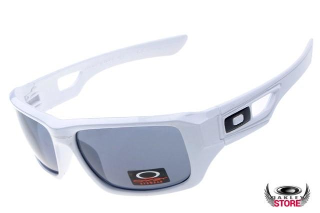 7e77f86702 Discount Oakley Eyepatch 2 white frame black iridium lens
